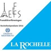 La rochelle med fransklärarförening 3